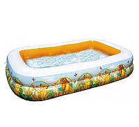Детский надувной бассейн Intex 57492 Король Лев, фото 1