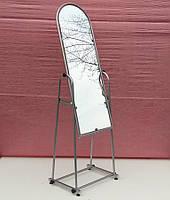 Зеркало торговое для примерочной 150х36 см., фото 1