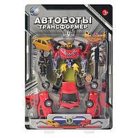Трансформер-автобот Tongde 558950 R/2598