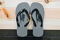 Мужские вьетнамки Nike, шлёпки, тапки (найк), фото 1