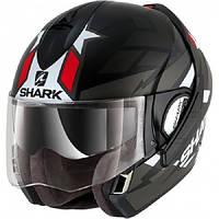 "Шлем SHARK EVOLINE 3 STRELKA mat black\antracite ""L"", арт. HE9346EKAR (шт.)"