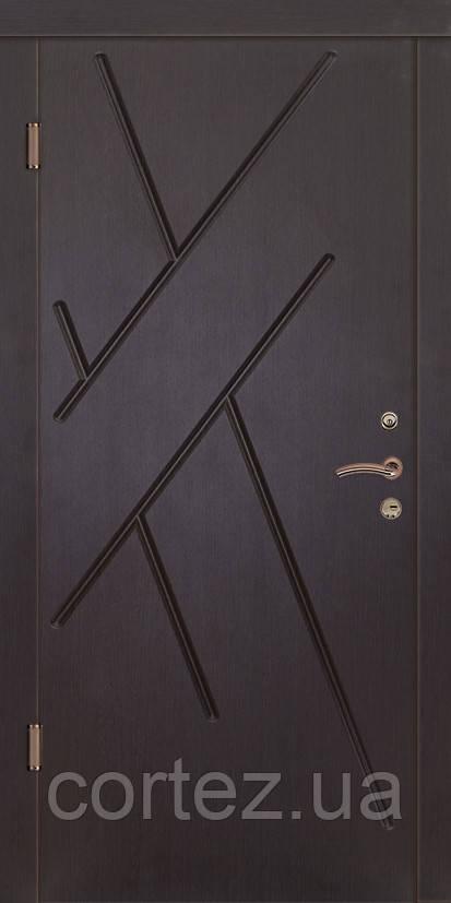 Входные двери стандарт Ангола