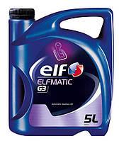 Elf MATIC G3 (ATF III) - жидкость для автоматических трансмиссий - 5 литров