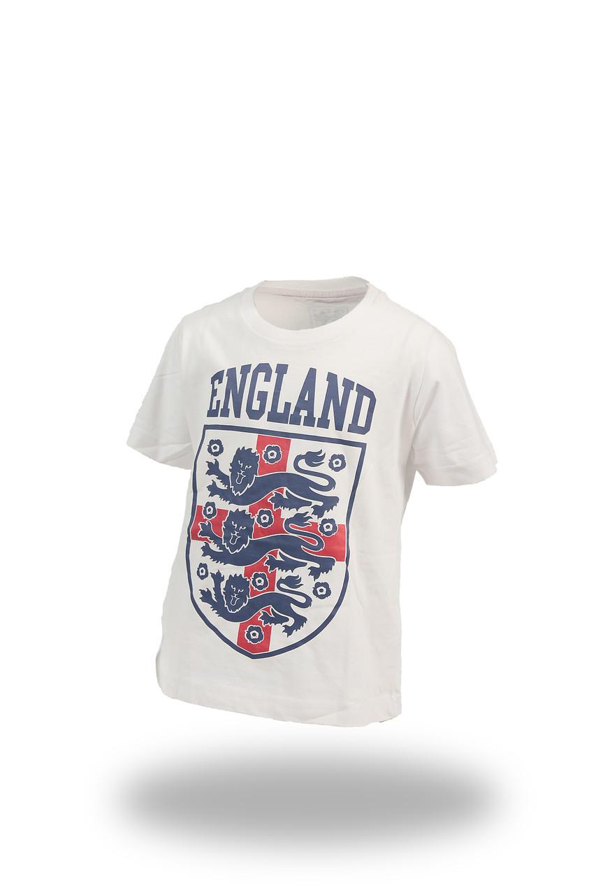 Футболка детская England