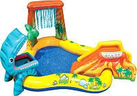 Дитячий надувний ігровий центр 57444, фото 1
