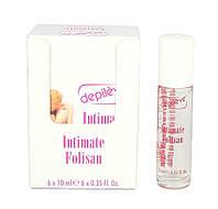 Фолисан - Средство от врастания волос с роликом 10 мл/DEPIL INTIMATE  FOLISAN 10ML