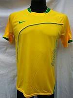 Футбольная форма взрослая Nike чистая желтая