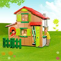 Дитячі будиночки, домики