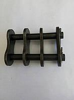 Звено соединительное для цепей 2 СПР 25,4