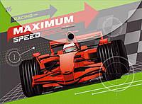 """Папка-конверт на кнопке А4 """"Maximum speed"""" 491246"""