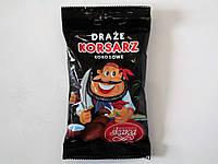 Драже кокосовые в шоколаде Пират 70г