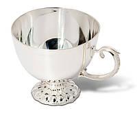 Серебряная кофейная чашка  Арт.90072