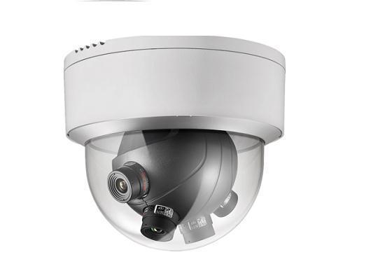 8 Мп панорамная  видеокамера Hikvision DS-2CD6986F-H (5мм)