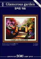 """Набор для вышивания """"Гламурный сад"""" DOME 111203"""