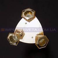 Люстра припотолочная IMPERIA трехламповая LUX-403000