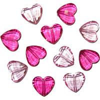 Хлопушки  для праздников, свадеб, 60 см разные  виды фольгированные сердца цвет ассорти