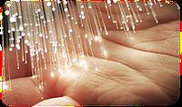 Фиброоптичиское волокно для психологической  разгрузки Световой дождь, круг 300 см х 70 см, 180 шт.