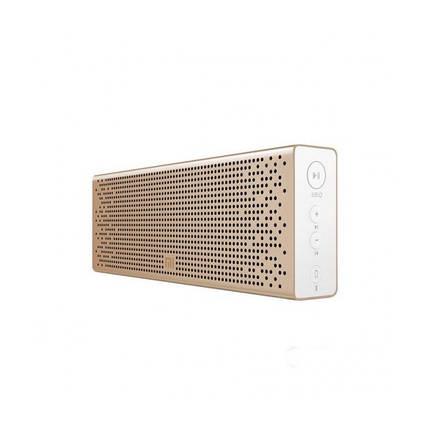 Портативная колонка Xiaomi Bluetooth Speaker Gold, фото 2