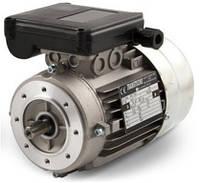 Электродвигатель 0,37 кВт 1370 об/мин 230 В фланец B14