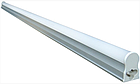 Світильник меблевий LED T5 8W 60см з вимикачем, фото 2