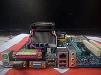 Комплект мат плата Gigabyte GA-M61PME+2GB+Atlon X2 64 2300MHz