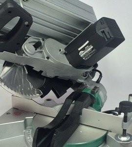 Торцювальна пила Scheppach MST254 з верхнім столом - СинхронныйэлектромоторСинхронный двигун...