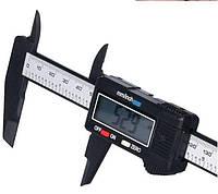 Электронный штангенциркуль с LCD микрометр , фото 1