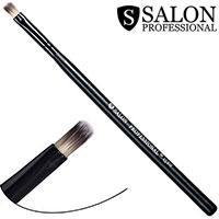 Salon Prof. Кисть для макияжа  15BW (малая) плоская прямая 9х6мм