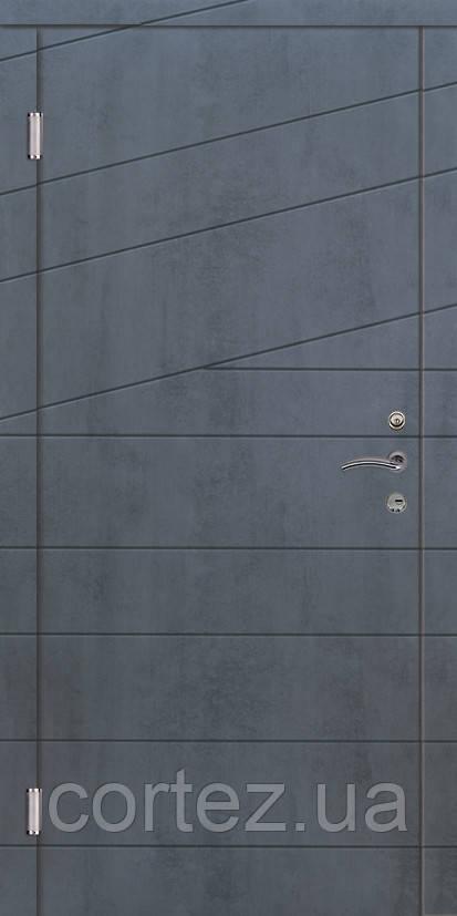 Входные двери Диагональ серии Стандарт