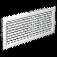 Вентиляция, вентиляционные системы, вентиляционные решетки, дверцы,Решетка винтиляцийна регулирующая 200х200