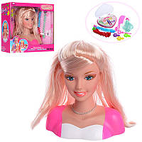Кукла  манекен-голова для причесок с аксессуарами Synergy ltd 1322-352A