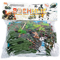 Военный игровой набор для мальчиков арт.0139A
