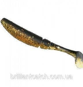 Силикон Nomura Rolling Shad 50мм 1гр. цвет-036 (golden glitter) 10шт
