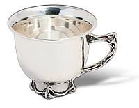 Серебряная чашка  Арт.080006