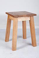 Табурет деревянный Дубок (дуб)