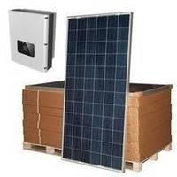 Сетевая солнечная электростанция SE-S25 Huawei/Amerisolar