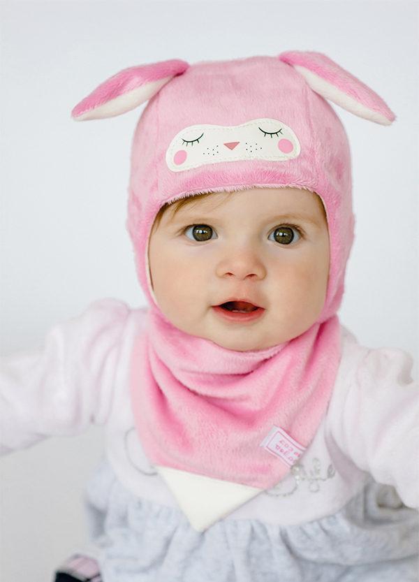 Детская шапка РОЧЕСТЕР(набор) для малышей оптом размер 42- 44-46