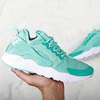 Кроссовки Nike Air Huarache Ultra Mint женские