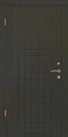 Вхідні двері Преміум Сталінка 960*2300 М10