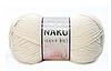 Nako Super Inci серо-молочный № 10617