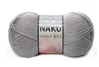 Nako Super Inci стальной № 11538