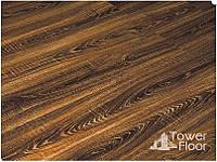 "Ламинат ""Tower Floor"", коллекция Exclusive 32 класс, Дуб Барбакан коньячный"