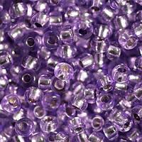 Бисер №10 Preciosa (Чехия), 78123, 10 грамм, Цвет: Фиолетовый