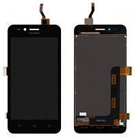 Дисплей (LCD) Huawei Y3 II с сенсором черный (версия 3G)