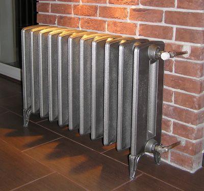 Чугунные радиаторы отопления BOHEMIA от RETROstyle