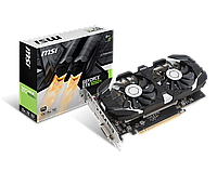 Видеокарта GeForce GTX1050 Ti 4GB DDR5, 128 bit, PCI-E 3.0 MSI (GTX 1050 Ti 4GT OC)
