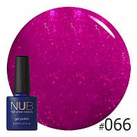 Гель-лак NUB (США) BEAUTY EDITORS 066  8ml