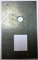 Монтажная броне пластина Iseo для замка 99.03.608F (Италия)
