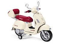 Детский электромобиль мотоцикл  Peg-Perego Vespa
