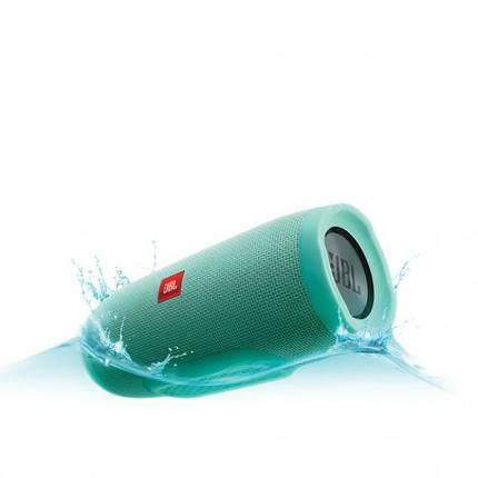 Портативная колонка JBL Charge 3 Teal, фото 2